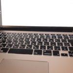 愛機、MacBook Pro。